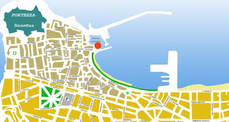 Maps Minoa Info