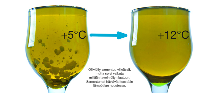 Oliiviöljyn Säilytys