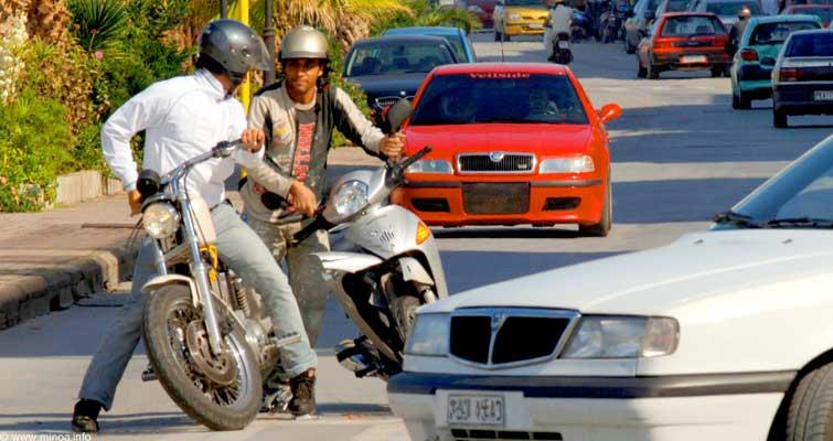 Bika accident