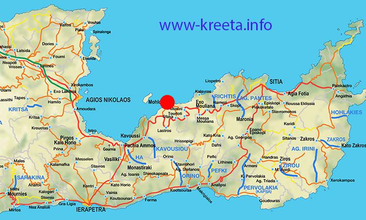 Kartat Kreeta Info